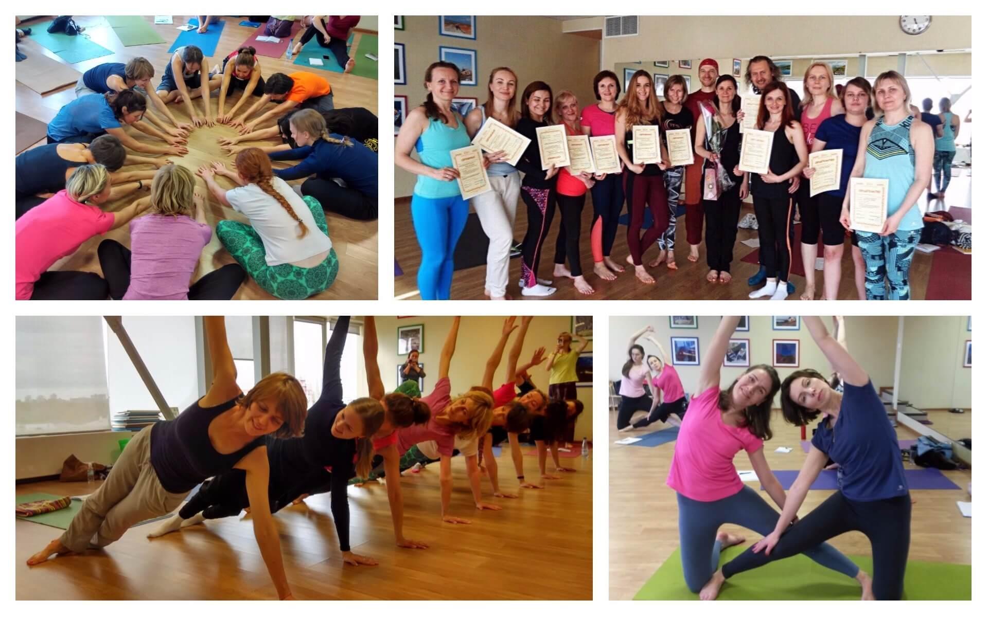 Личная практика в кундалини йоге