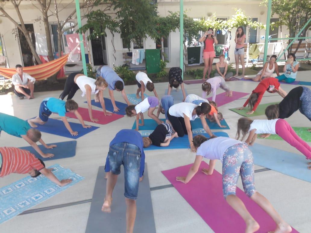Йога на исполнение желаний