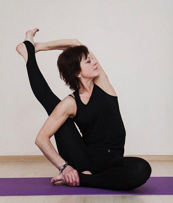 Индивидуальные занятия по йоге ростов
