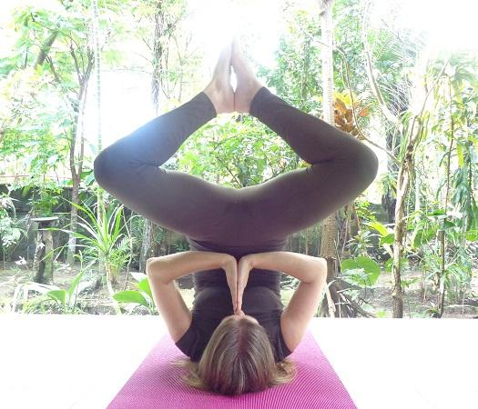 Йога на природе обои на